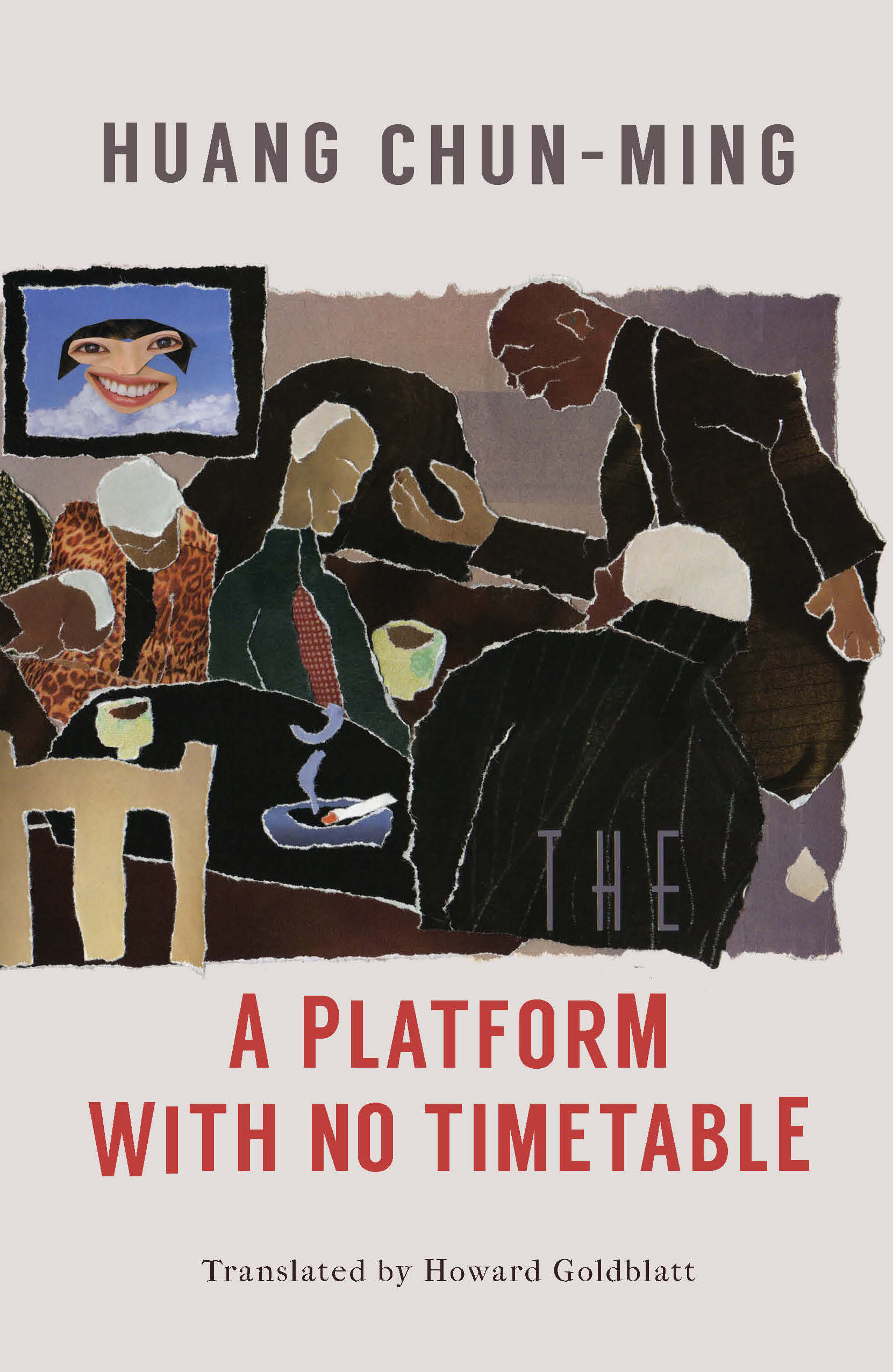 A Platform with No Timetable