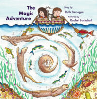 The Magic Adventure: Kris and Kate Build a Boat